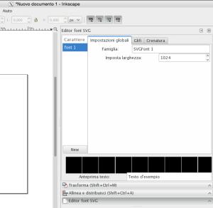 inkscape-font-editor